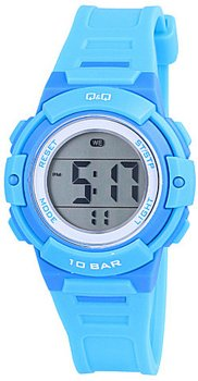 QQ M185-801 - zegarek dla dziewczynki