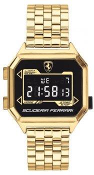 Scuderia Ferrari SF 0830705 - zegarek męski