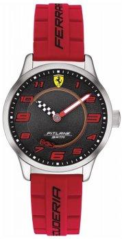 Scuderia Ferrari SF 860013 - zegarek dla chłopca