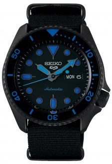Seiko SRPD81K1 - zegarek męski