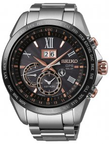 Seiko SSE151J1 - zegarek męski