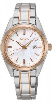 Seiko SUR634P1 - zegarek damski