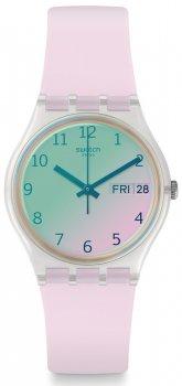 Swatch GE714 - zegarek damski