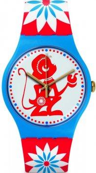 Swatch SUOZ203 - zegarek damski