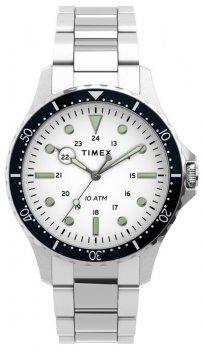 Timex TW2U10900-POWYSTAWOWY - zegarek męski