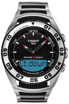 Tissot T056.420.21.051.00 - zegarek męski