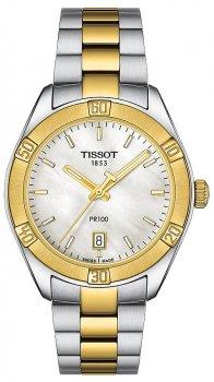 Tissot T101.910.22.111.00 - zegarek damski