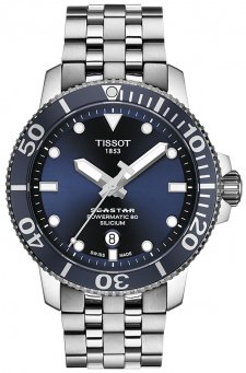 Tissot T120.407.11.041.01 - zegarek męski