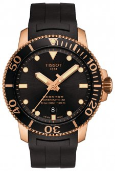 Tissot T120.407.37.051.01 - zegarek męski