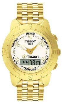 Tissot T73.3.417.11 - zegarek męski