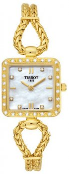 Tissot T74.3.310.76 - zegarek damski