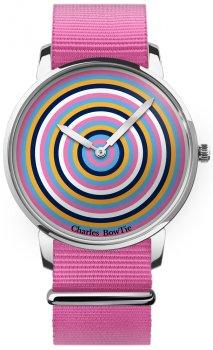 Charles BowTie NELSA.N.B - zegarek unisex