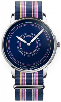 Charles BowTie WELSA.N.B - zegarek unisex