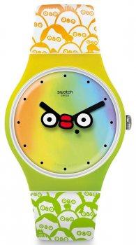 Swatch SUOZ303 - zegarek damski