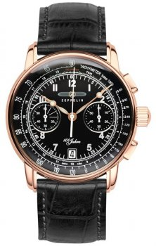Zeppelin 7676-2 - zegarek męski
