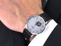 automatyczny Zegarek męski Timex Waterbury TW2U11500 - duże 4