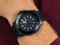 czarny Zegarek Fossil FB-02 FS5688 - duże 4
