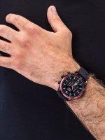 czarny Zegarek Lorus Sportowe RT305HX9 - duże 3