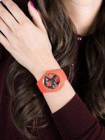 czerwony Zegarek ICE Watch Ice-Flower ICE.017577 - duże 3