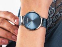 damski Zegarek fashion/modowy Bering Classic 14539-308 bransoleta - duże 4