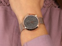 Adriatica A3646.9117QGR-SET Fashion zegarek klasyczny Bransoleta