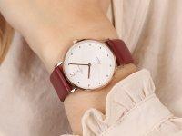 Atlantic 29043.44.27 zegarek klasyczny Elegance