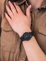 klasyczny Zegarek czarny Lorus Klasyczne RG211QX9 - duże 3