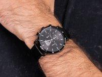 klasyczny Zegarek czarny Lorus Klasyczne RT367HX9 - duże 4