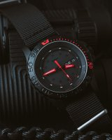 klasyczny Zegarek czarny Traser P66 Tactical Mission TS-104147 P66 Red Combat - duże 7