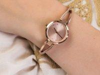 klasyczny Zegarek różowe złoto DKNY Bransoleta NY2831 - duże 4