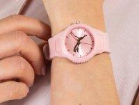 klasyczny Zegarek różowy Puma Reset P1023 - duże 4