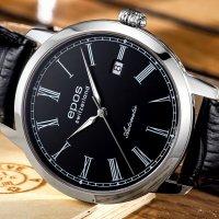 klasyczny Zegarek srebrny Epos Originale 3432.132.20.25.15 - duże 4