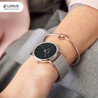 Lorus RG207QX9 Klasyczne klasyczny zegarek srebrny