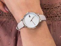 klasyczny Zegarek złoty Lacoste Damskie 2001101 CANNES - duże 4