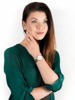 klasyczny Zegarek złoty Lorus Klasyczne RG218QX9 - duże 2