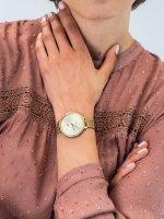 klasyczny Zegarek złoty Tommy Hilfiger Damskie 1782114 - duże 3