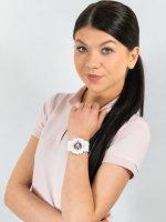 kwarcowy Zegarek damski Casio Baby-G BA-110RG-7AER - duże 2