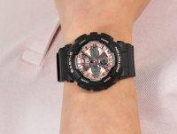 kwarcowy Zegarek damski Casio Baby-G BA-130-1A4ER - duże 4