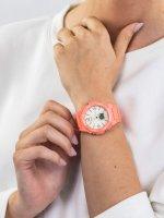 kwarcowy Zegarek damski Casio Baby-G SIMPLE SPORTY BABY-G BGA-260-4AER - duże 3