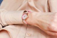 kwarcowy Zegarek damski Fossil Carlie CARLIE MINI ES4833 - duże 9