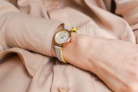 kwarcowy Zegarek damski Fossil Carlie CARLIE MINI ES4834 - duże 9
