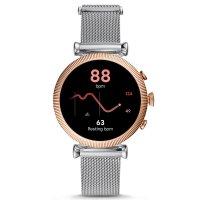 zegarek Fossil Smartwatch FTW6043 kwarcowy damski Fossil Q Gen 4 Smartwatch Sloan HR