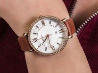 kwarcowy Zegarek damski Fossil Jacqueline JACQUELINE ES4413 - duże 4