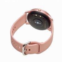 kwarcowy Zegarek damski Garett Damskie Smartwatch Garett Lady Lira różowy 5903246286526 - duże 7