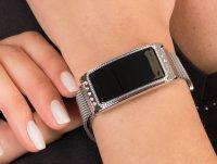 Garett 5903246287271 Smartwatch Garett Women Lucy RT srebrny zegarek sportowy Damskie