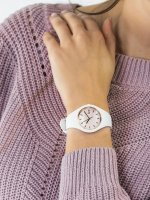 kwarcowy Zegarek damski ICE Watch ICE-Pearl ICE Pearl White Pink Rozm. S ICE.016939 - duże 3