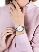 kwarcowy Zegarek damski Lorus Klasyczne RG221QX9 - duże 3