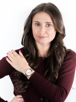 kwarcowy Zegarek damski Lorus Klasyczne RG250PX9 - duże 2