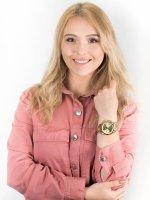 kwarcowy Zegarek damski Michael Kors Bradshaw BRADSHAW MK5605 - duże 2