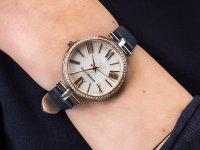 kwarcowy Zegarek damski Michael Kors Maci MACI MK2833 - duże 4